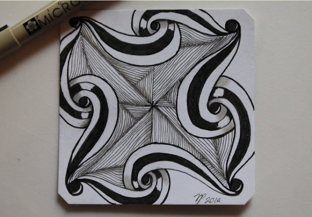 Maryhill Zentangle