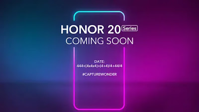 TECH NEWS, Honor 20 Series,Honor 20 Series Launch, Honor 20 Series Launch Set for May 21,Honor 20 Series Launch London, Honor 20 Series Price, Honor 20 Series price in landon, Honor 20 Review