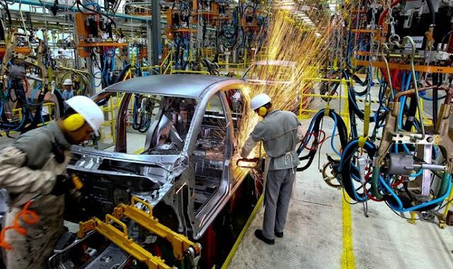 Produção de automóveis está oficialmente suspensa! Nenhum carro será fabricado partir de hoje!