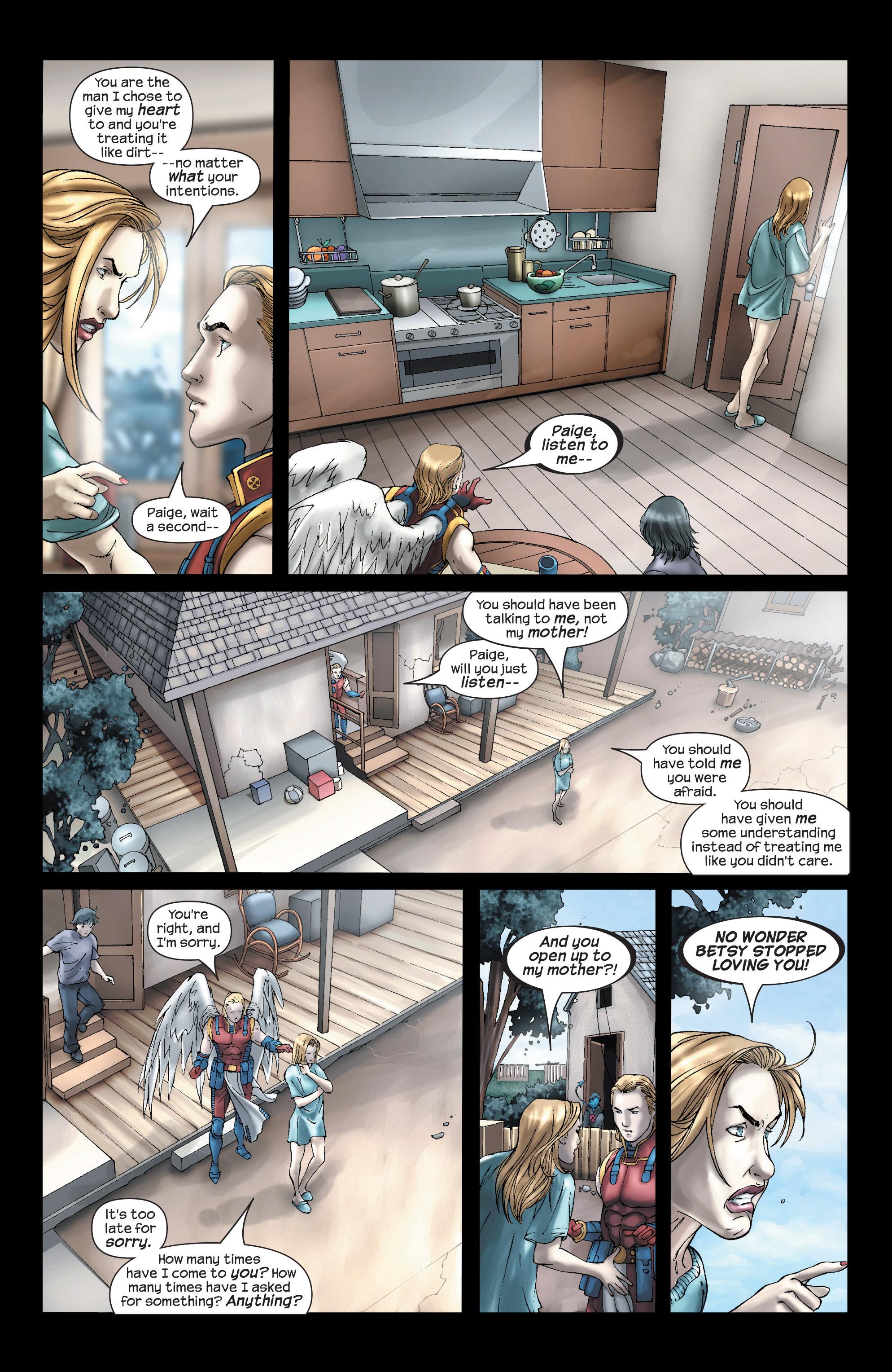 Read online Uncanny X-Men (1963) comic -  Issue #440 - 11