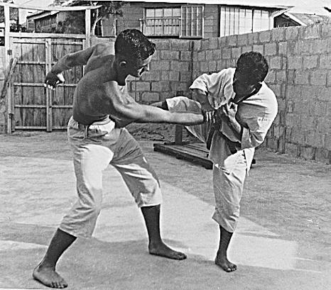 2 Forgotten (But Deadly) Techniques of Okinawan Karate