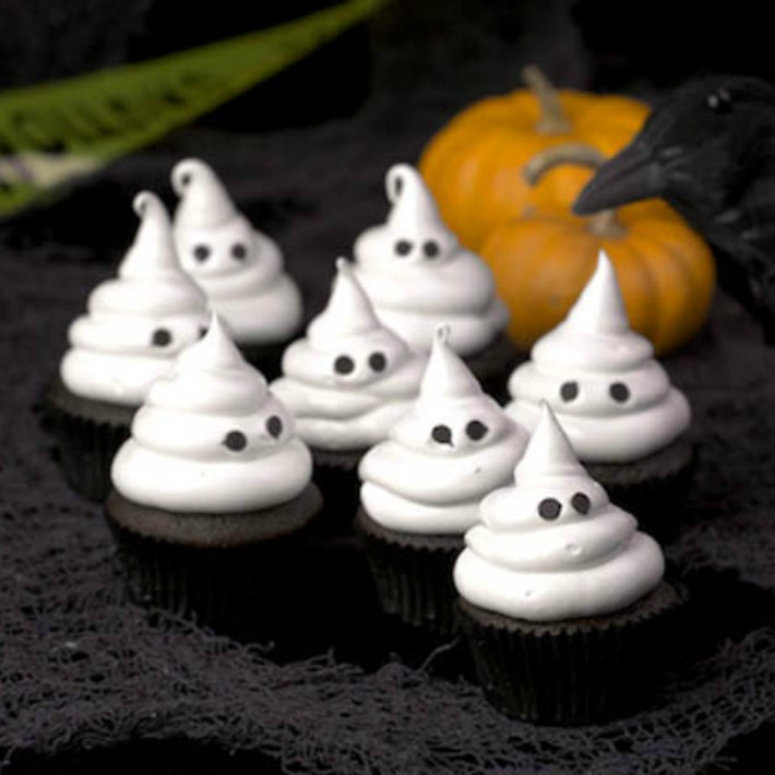 9 recetas fáciles para Halloween