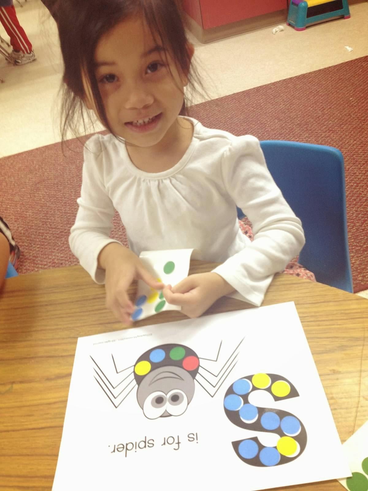 Preschool For Rookies Preschool Spider Ideas