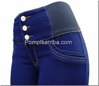 Venta de jeans colombianos levanta pompis Dockers Oggi Coppel Ropa