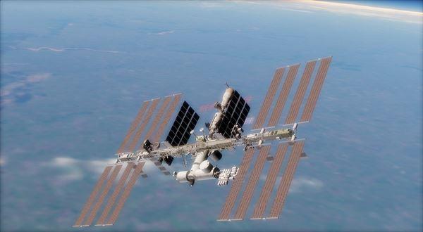 Przeloty ISS nad Polską