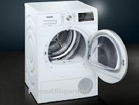 Logo '' Le tue 24 ore in più'': vinci gratis asciugatrici Siemens