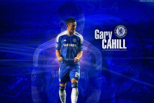 Profil Gary Cahill