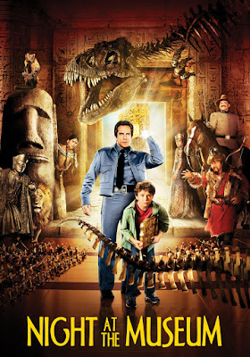Night at the Museum 2006 720p HEVC Hindi Dual Audio