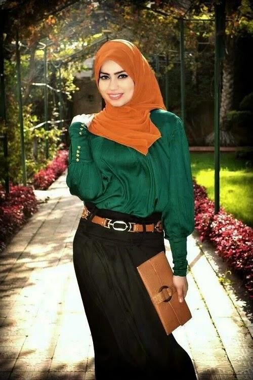 Robes Hijab Chics pour l'été | Hijab Chic turque style and ...