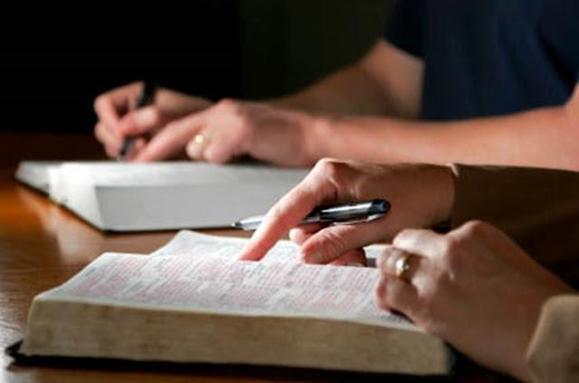 Como começar estudar a BÍBLIA?