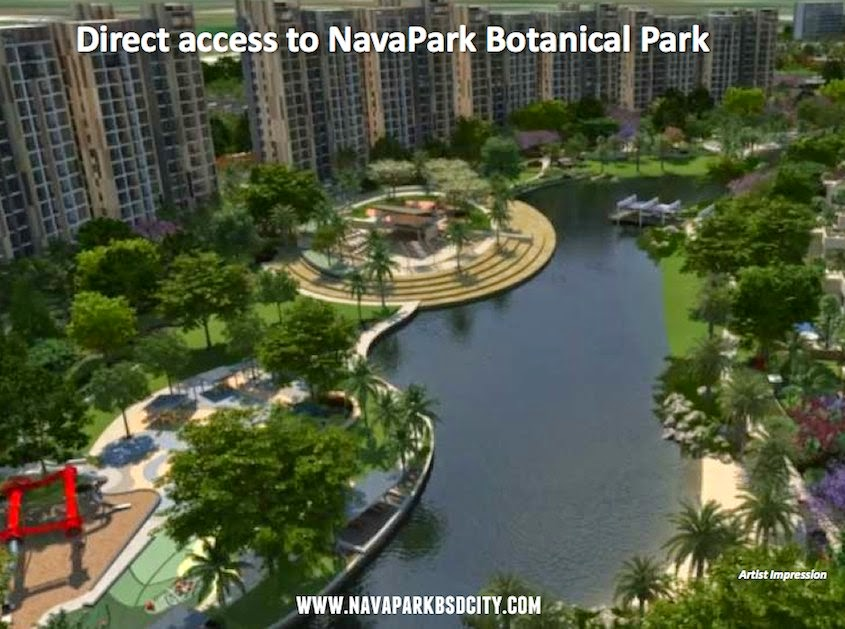 NavaPark BSD City Botanical Park
