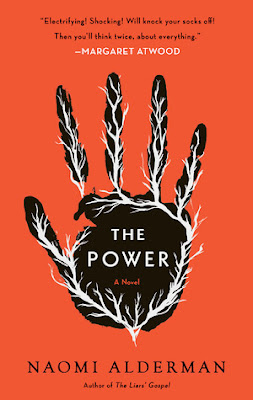 InToriLex, Book Review, The Power, Naomi Alderman
