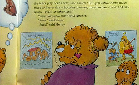 The Berenstain Bears and the Easter Story   sample