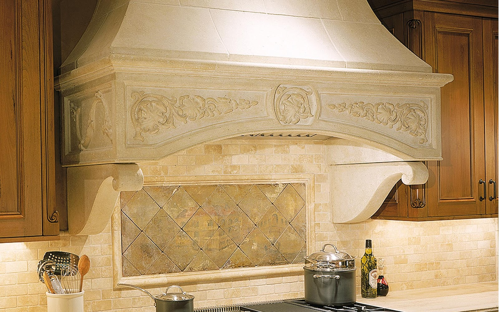 kcfauxdesign.com: DIY Decorative Hood Fixing Stove Hoods To Keep Pollution Out Of The Kitchen : The Salt Vent - Kitchen Stove Vents