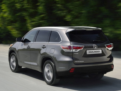 2016 Toyota Highlander review, changes, release date