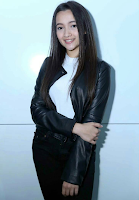 Megan Domani pemain sinetron Anak Masjid SCTV