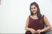 Nikki Galrani in a Brown Shining Sleeveless Gown at Nakshatram music launch ~  Exclusive 019.JPG