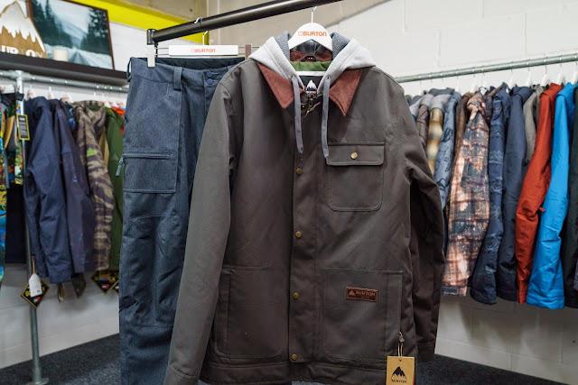Burton Mens Snowboard Jacket
