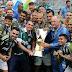 Palmeiras amplia marcas em festa com torcida e Bolsonaro
