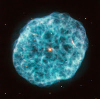 Bubbly Nebula