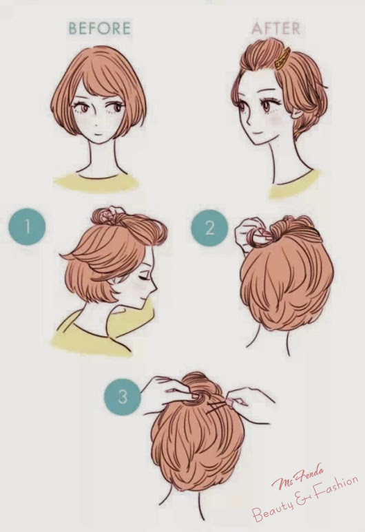 How to deal with your embarrassed bangs? Hairstyle and temperament easily updated with these 11 tips