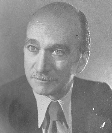 Giorgio Almirante founded his party shortly after the Second World War