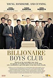 Billionaire Boys Club 2018 full Movie Watch Online Free