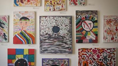 APESP recebe a exposição 'Mais que humanos. Arte no Juquery'