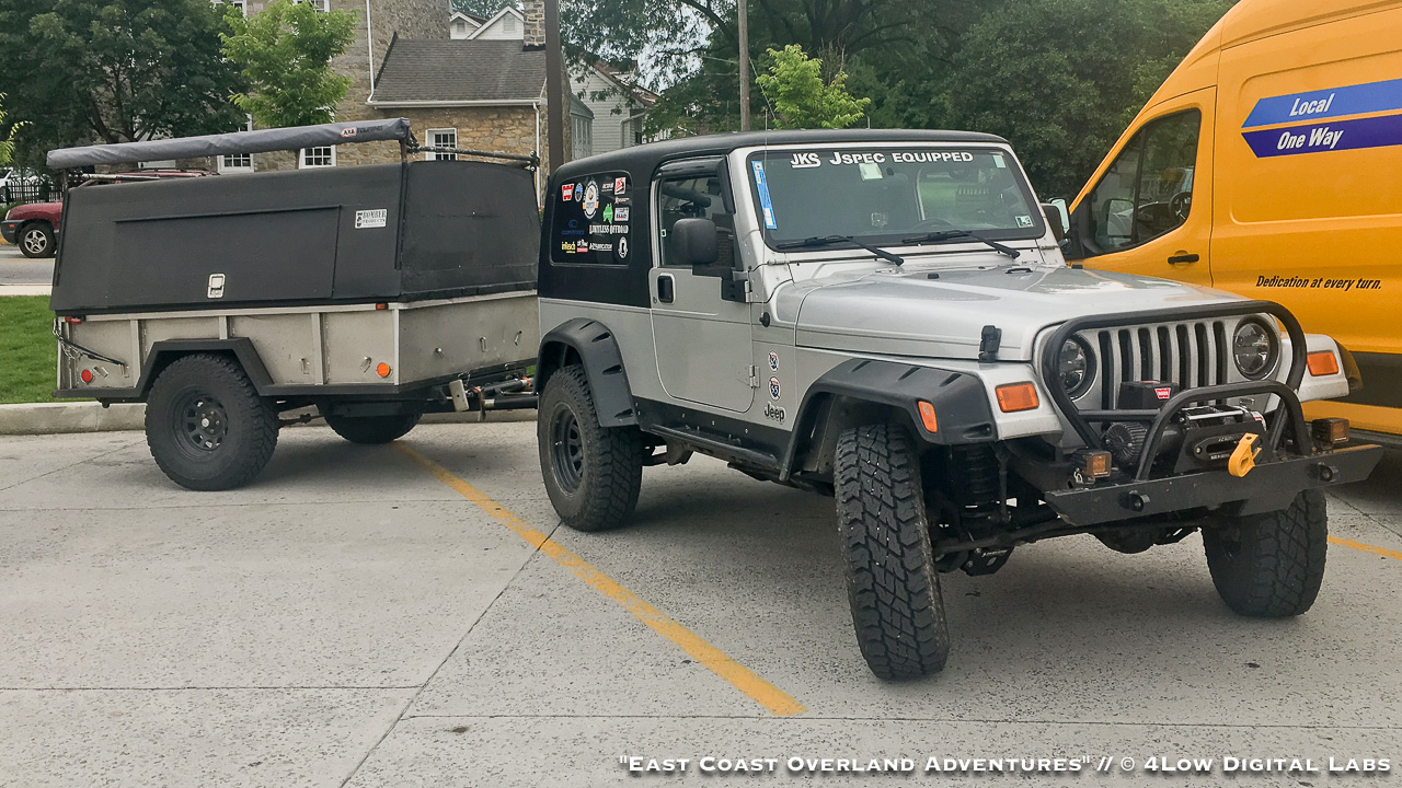 Loaded Up And Ready To Roll York Pa For The 22nd Jeeps All Breeds Jeep Show