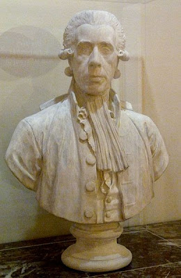 Bust of Jean-Sylvain Bailly by Louis Pierre Deseine