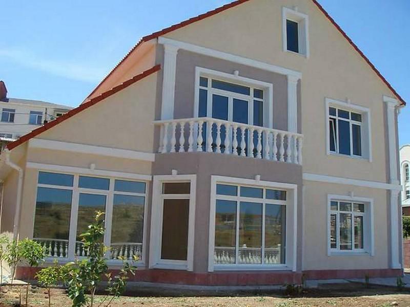 Строительство домов под ключ Севастополе цена