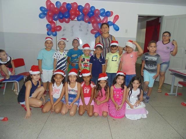 Ministério Conexão IDE e Igreja Batista realizaram confraternização para alunos do Sítio Lagoa do Meio