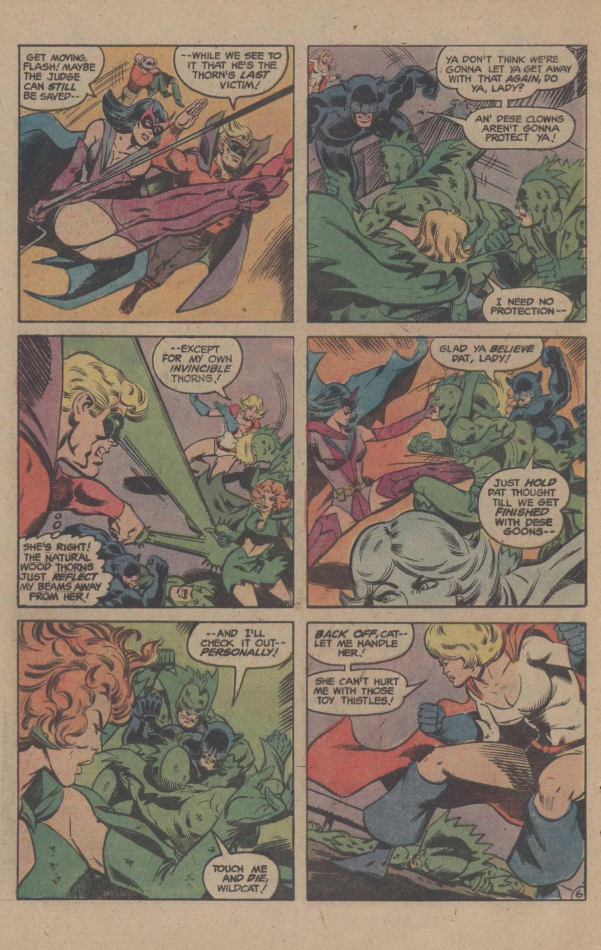 Read online All-Star Comics comic -  Issue #72 - 10