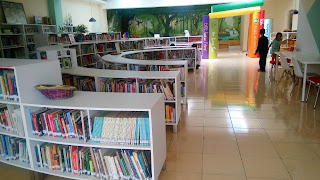 Buku anak, ayo membaca, gemar membaca, perpustakaan nyaman, perpustakaan bogor