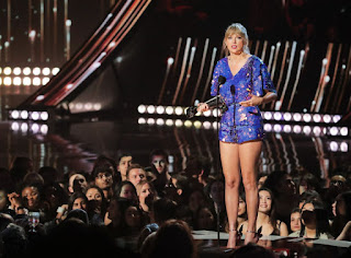 Taylor Swift At 2019 iHeartRadio Music Awards in Los Angeles