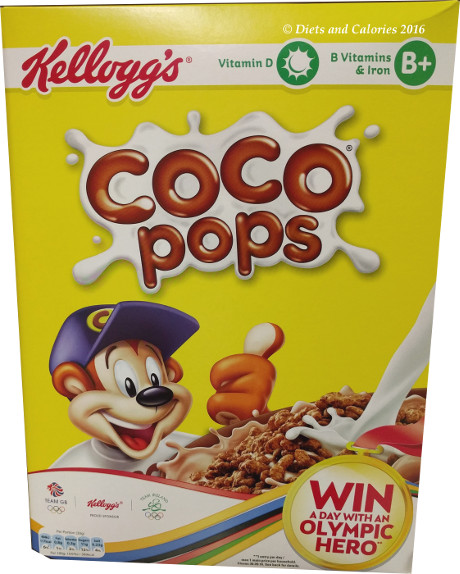 Diets And Calories: Top 40 High Sugar Breakfast Cereals