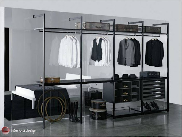 Clothing Room Ideas For Small Spaces