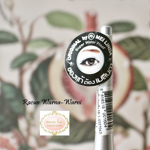 Review Waterproof Eyeliner
