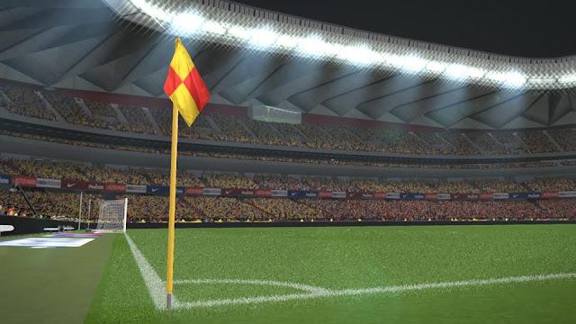 PES 2017 New Graphics untuk Esterlan Silva Stadium V1