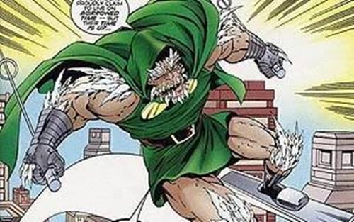 Kisah Asal-Usul dan Kekuatan Doctor Doomsday Amalgam