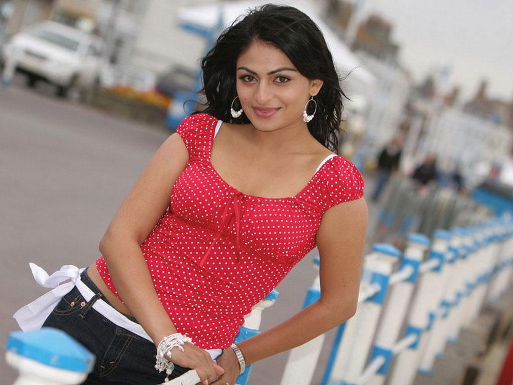 Actress Hot Stills Neeru Bajwa Hot Images-5776