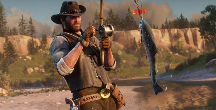 Rockstar merilis trailer Baru Red Dead Redemption 2