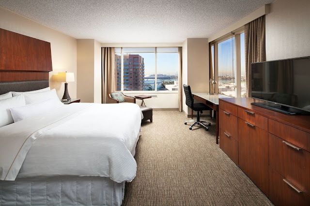 Enjoy a rejuvenating visit to downtown's The Westin Long Beach, an upscale Southern California hotel with an outdoor pool, gym and sophisticated venues.