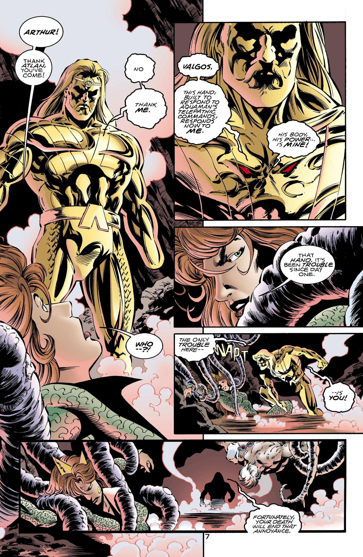 Read online Aquaman (1994) comic -  Issue #73 - 7