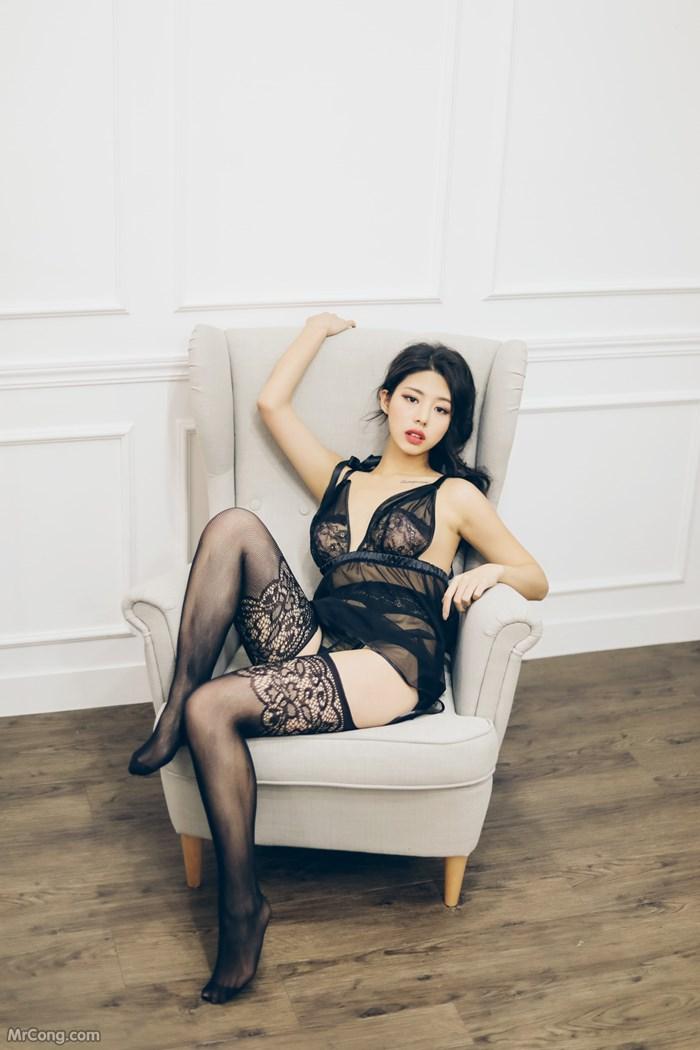 Image Korean-Model-Jung-Yuna-012018-MrCong.com-005 in post Người đẹp Jung Yuna trong bộ ảnh nội y tháng 01/2018 (20 ảnh)