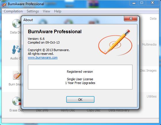 BurnAware Premium | FileForum