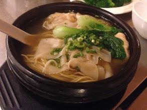 North Park's wanton noodle soup