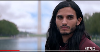 Profil Aktor Ganteng Mehdi Dehbi,Pemeran Al Masih Dalam Serial Netflix Messiah