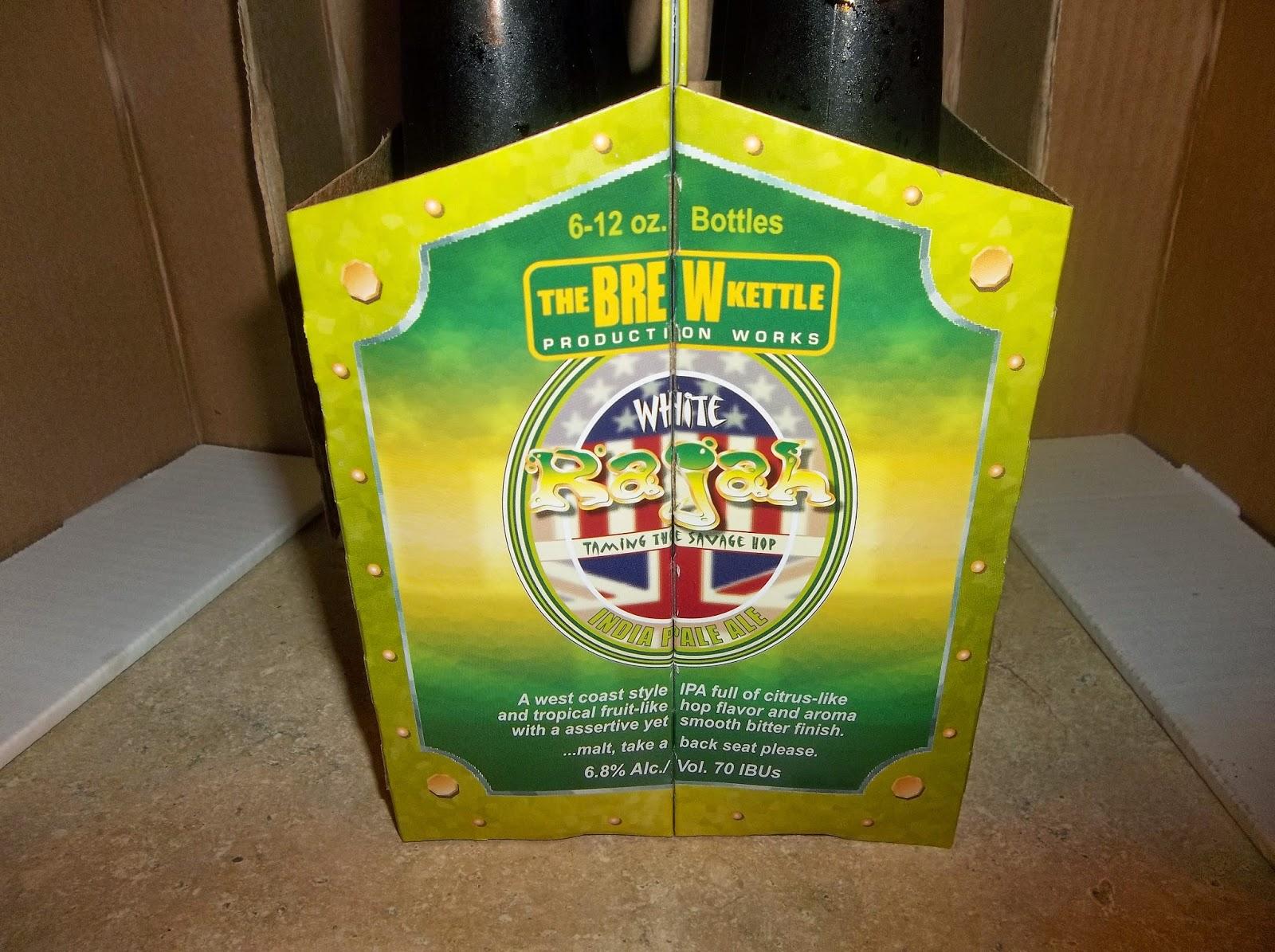 Beer Pimpin Hobgoblin The Brew Kettle White Rajah