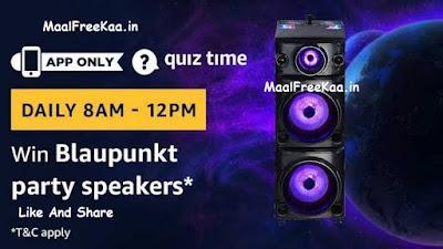 Blaupunkt Party Speakers